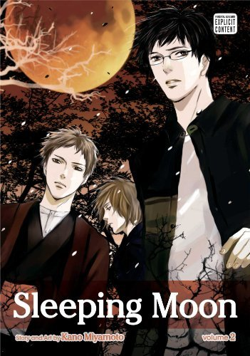 Kano Miyamoto Sleeping Moon Volume 2