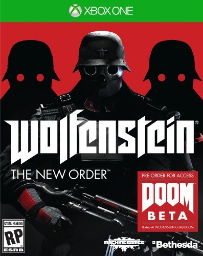 Xb1 Wolfenstein The New Order