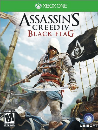 Xb1 Assassin's Creed Iv Black Flag