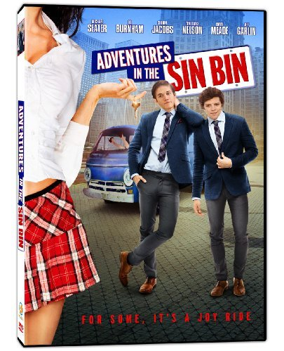 Adventures In The Sin Bin Burnham Jacobs Garlin Seater Ws Nr