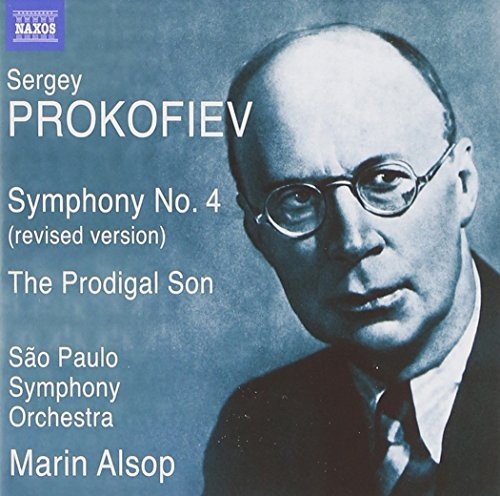 Prokofiev Symphony No. 4 The Prodigal So Sao Paulo Symphony Orchestra M