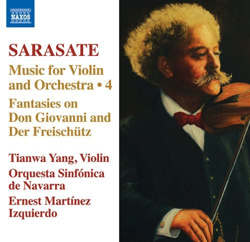 Sarasate Music For Violin & Orchestra V Tianwa Yang Orquesta Sinfonica