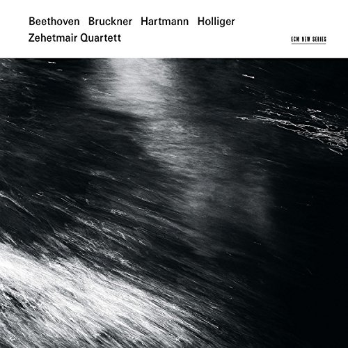 Zehetmair Quartett Bruckner Beethoven Holliger Ha 2 CD