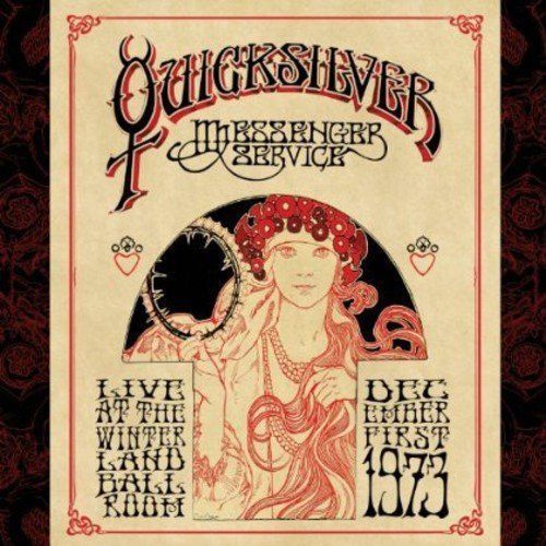 Quicksilver Messenger Service Live At The Winterland Ballroo