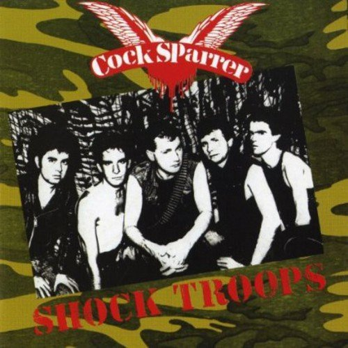 Cock Sparrer Shock Troops