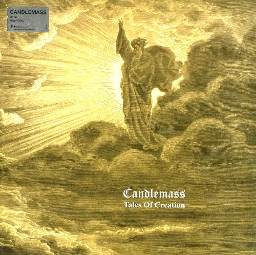 Candlemass Tales Of Creation