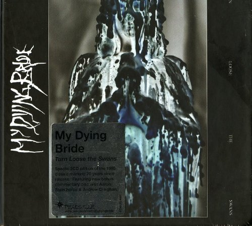 My Dying Bride Turn Loose The Swans 2 CD Set