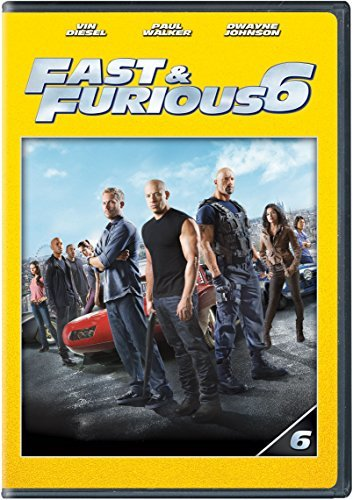 Fast & The Furious Fast & The Furious 6 DVD Pg13 Ws