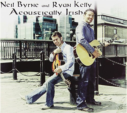 Neil & Ryan Kelly Byrne Acoustically Irish