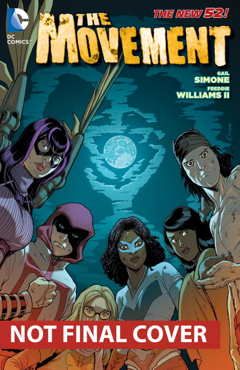 Gail Simone The Movement Vol. 1 Class Warfare (the New 52) 0052 Edition;revised