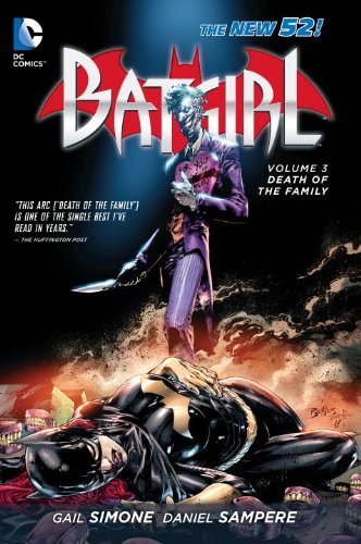 Gail Simone Batgirl Death Of The Family