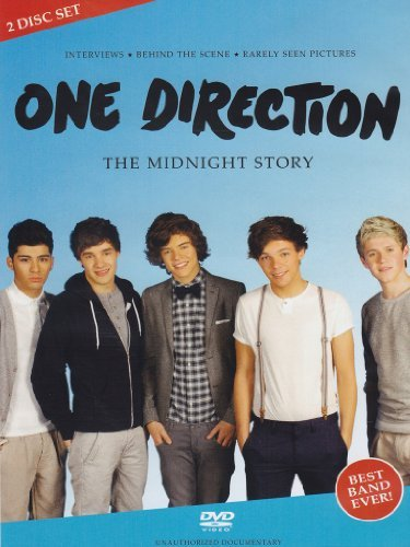 One Direction Midnight Story Nr 2 DVD