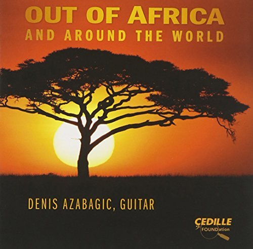 Azabagic Ourkouzounov Ivanovic Out Of Africa & Around The Wor Denis Azabagic