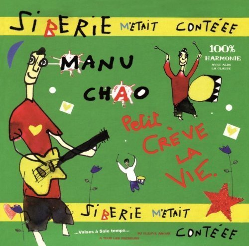 Manu Chao Siberie M'etait Conteee Incl. CD
