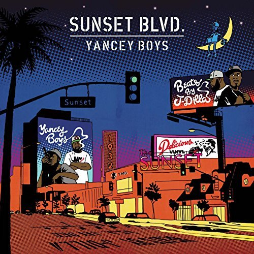 Yancey Boys Sunset Blvd. 2 CD