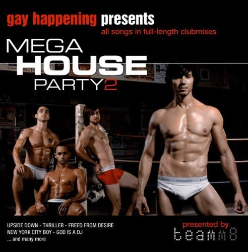 Gay Happening Presents Mega Ho Gay Happening Presents Mega Ho 2 CD