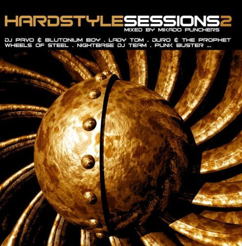 'hardstyle Sessions Vol. 2 Hardstyle Sessions 2 CD Set