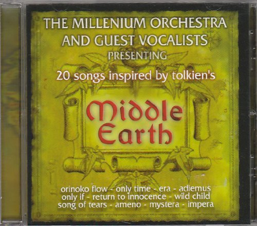 Millenium Orchestra & Guest Vo Middle Earth