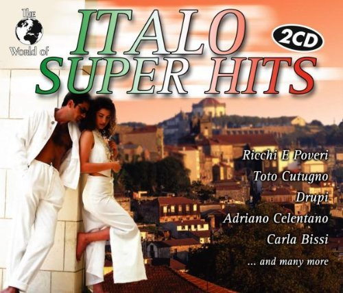 World Of Italo Super Hits World Of Italo Super Hits Nives Elite Forte Annbella 2 CD Set