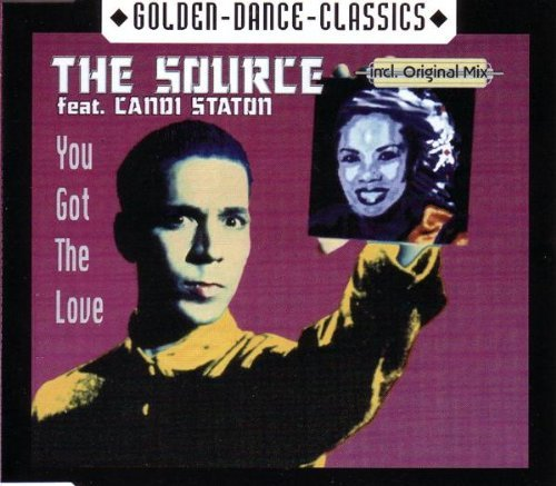 Candi Staton You Got The Love Feat. Source