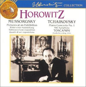 Mussorgsky Tchaikovsky Pictures By The Water Ct Pno 1