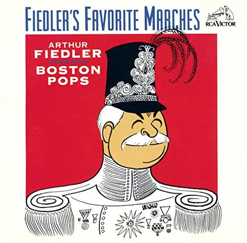 Fiedler Arthur Favorite Marches Fiedler Boston Pops Orch