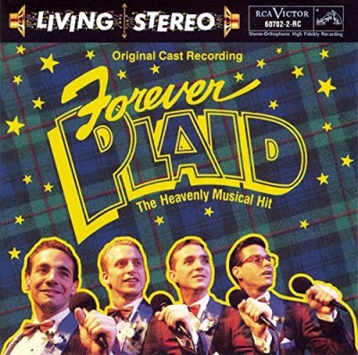 Cast Recording Forever Plaid