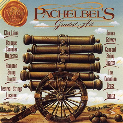 J. Pachelbel Greatest Hit Various