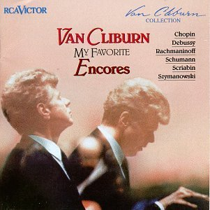 Van Cliburn My Favorite Encores Cliburn (pno) My Favorite Encores