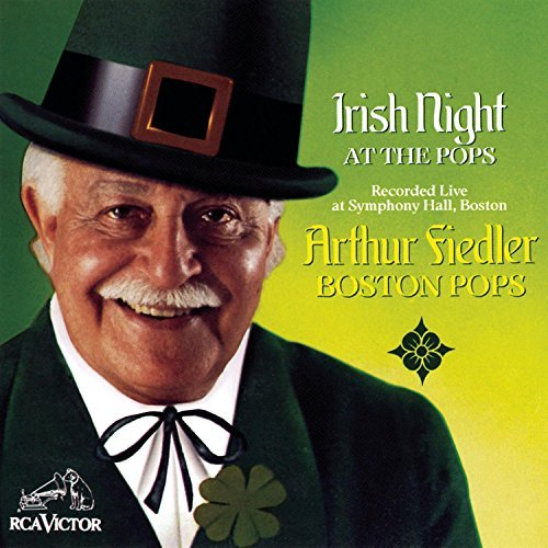 Arthur Fiedler Irish Night At The Pop Fiedler Boston Pops Orch