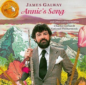 Galway James Annie's Song & Other Favorites Galway (fl) Gerhardt Natl Po