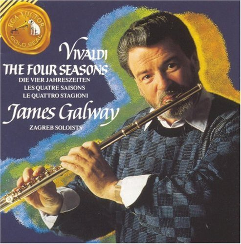 A. Vivaldi Four Seasons Galway*james (fl) Galway Zagreb Solo