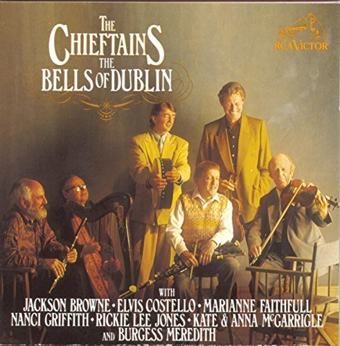 Chieftains Bells Of Dublin Browne Costello Faithfull Griffith Jones Meredith