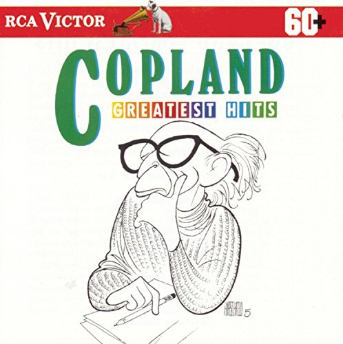 A. Copland Greatest Hits Copland & Fiedler & Ormandy
