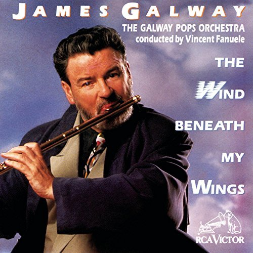 James Galway Wind Beneath My Wings Galway (fl)