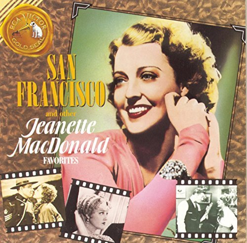 Jeanette Macdonald Sings San Francisco & Other Fa Macdonald (sop)