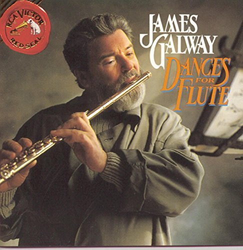 James Galway Dances For Flute Galway (fl)