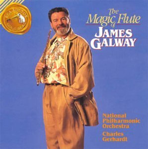 Galway James Magic Flute Of James Galway