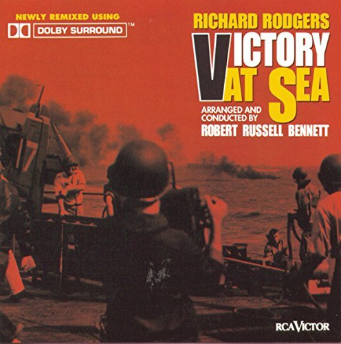Victory At Sea Television Soundtrack Bennett Rca Victor Sym