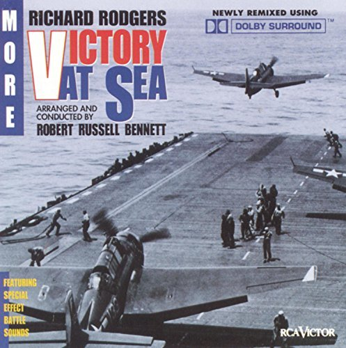 R. Rodgers More Victory At Sea Bennett Rca Victor Sym