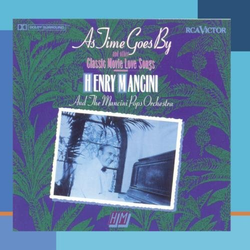 Henry Mancini As Time Goes By CD R