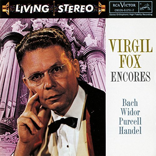 Virgil Fox Encores Fox (org)