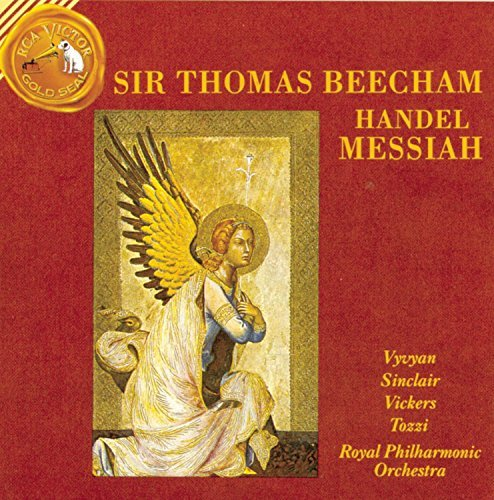 George Frideric Handel Messiah Comp Beecham Royal Po