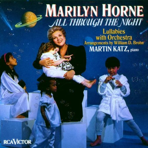 Marilyn Horne All Through The Night