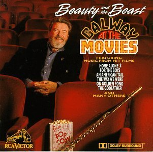 James Galway At The Movies Galway (fl) Galway Pops Orch