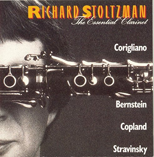 Copland Stravinsky Bernstein & Corigliano Copland Stoltzman*richard (cl) Leighton Smith London So