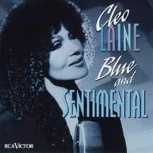 Cleo Laine Blue & Sentimental
