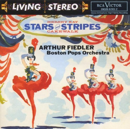 Arthur Fiedler Stars & Stripes Fiedler Boston Pops Orch