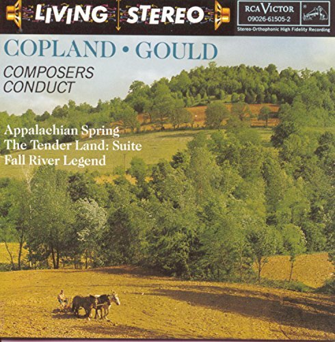 Copland Gould Appalachian Fall River Copland & Gould Various