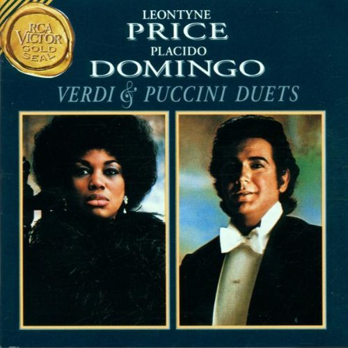 Price Domingo Verdi & Puccini Duets
